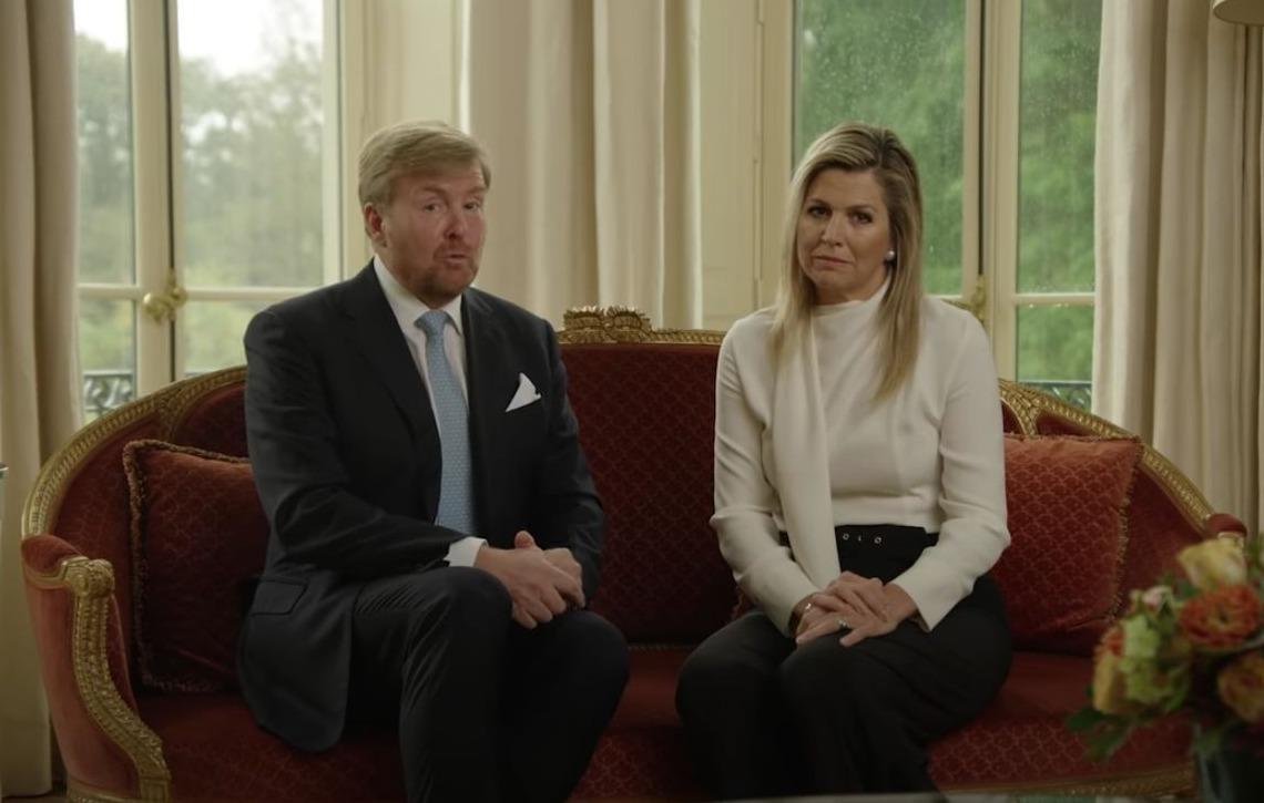Speech: Excuses koning Willem-Alexander over Griekenland-reis (
